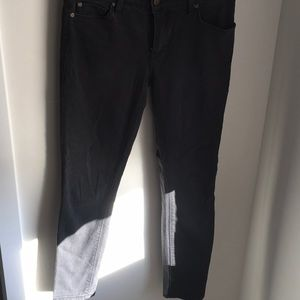 Pistola dark gray/black jean